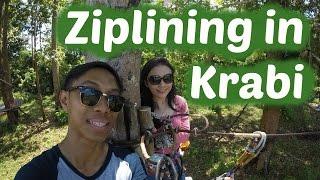 Zipline Krabi Funpark - High Elements Obstacle Course