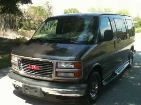 2000 Gmc Savana Conversion Van View Our Cur Inventory At Fortmyerswa