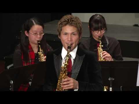 Four Pictures From New York - Roberto Molinelli - Yo Matsushita & MBDA Saxophone Ensemble