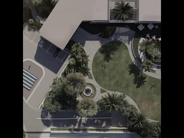 Bird's Eye - Banyan Tree Residences Dubai