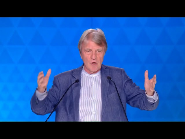 Speech by Bernard Kouchner at Free Iran The Alternative Gathering 2018 Villepinte , Paris