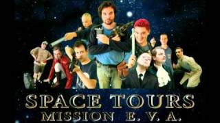 """SPACE TOURS - Mission E. V. A."" auf ORF Radio Steiermark"