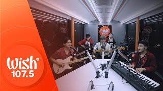 "The Juans perform ""Alam Niya"" LIVE on Wish 107.5 Bus"