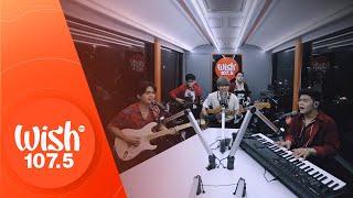 The Juans perform Alam Niya LIVE on Wish 107.5 Bus
