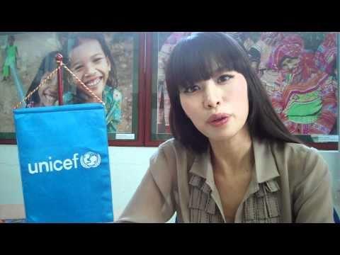 Message by UNICEF Viet Nam's Goodwill Ambassador, ...