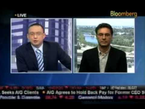 Bloomberg: Interview with Starfish Ventures, investing in CleanTech company, Ausra