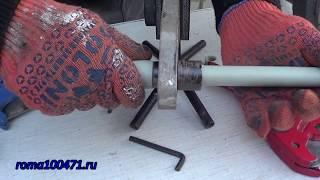 сварка труб пвх видео