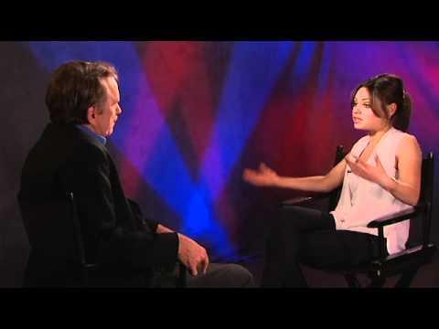 Mila Kunis on Natalie Portman, Black Swan, & Growing Up
