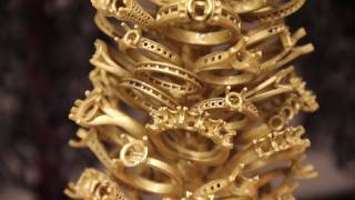 EnvisionTEC cDLM - Casting Jewelry in Hours