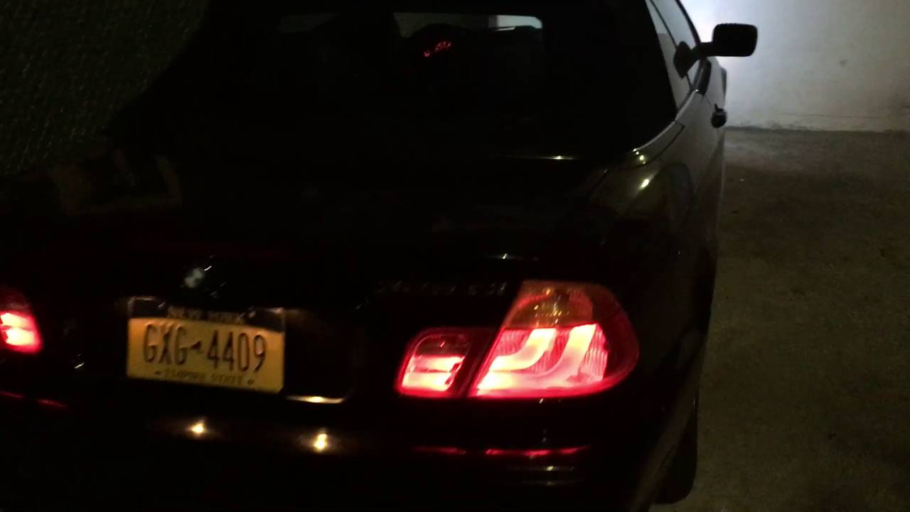 Bmw E46 Convertible F10 Style Custom Head And Tail Lights