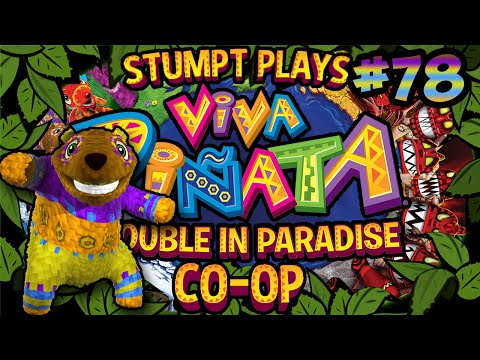 Viva Pinata: Trouble in Paradise - #78 - Tech Issues and Leaps Forward