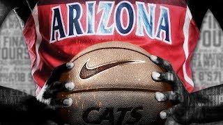 2017 Arizona Basketball Red-Blue Intro Video