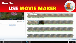 How To: Use Windows Movie Maker for Making Videos
