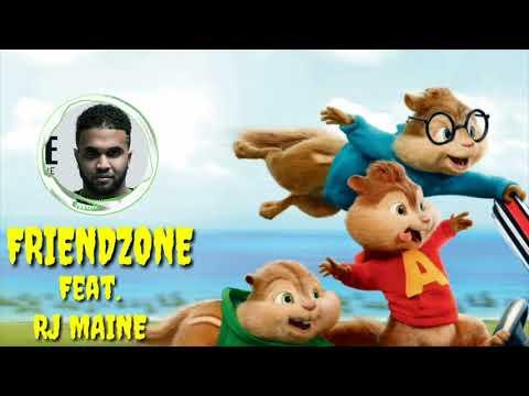 Rhettie - Friendzone  Feat. RJ Maine  (Chipmunks version)