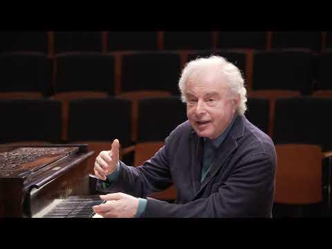 András Schiff - Full conversation on Johannes Brahms's Piano Concertos   ECM Records