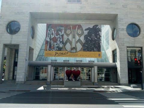 Musée de Beaux Arts de Montréal - Museu de Belas Artes de Montreal - Francês com Marianá