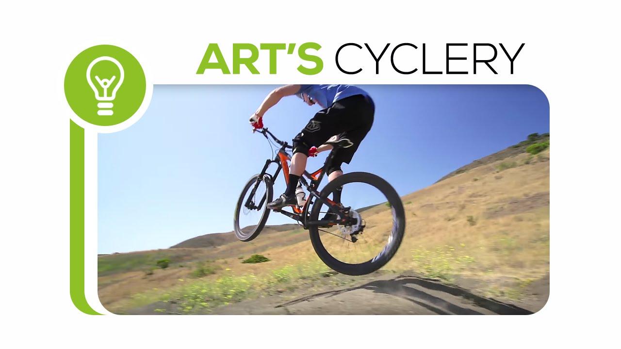 How To: Mountain Bike Jumping Basics - YouTube