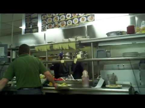 Expeditor....The Quarterback of your restaurant
