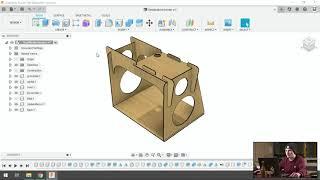 Fusion 360 voor lasersnijden - FLEM Live 2