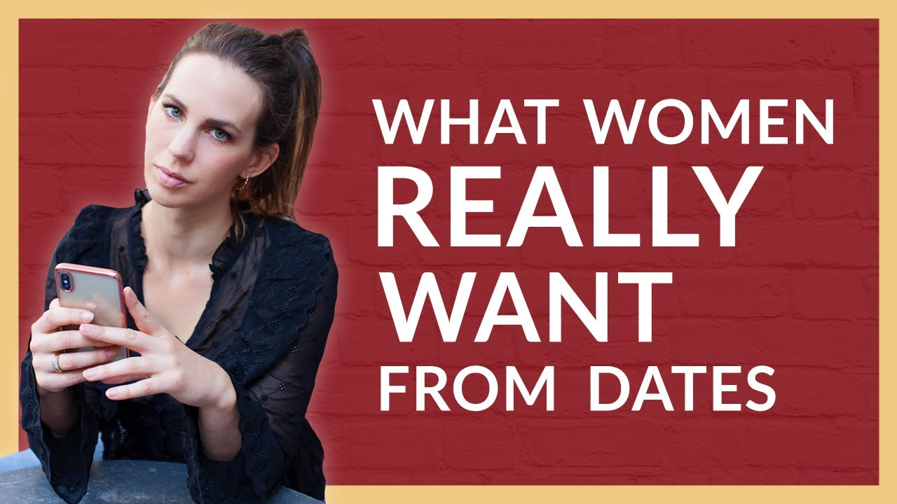 dating what women expect