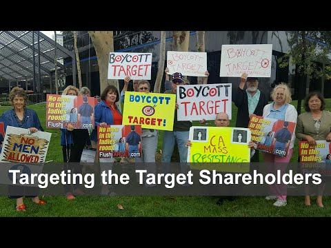 Targeting the Target Shareholders