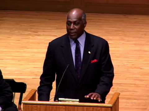 Six Weeks After 9/11 Attacks - Vernon Jordan