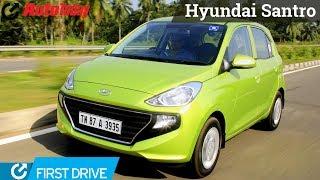 2018 Hyundai Santro | First Drive | AutoToday