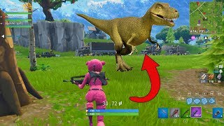 SEASON 5 LEAKED THEME! DINOSAURS AND TIME TRAVELING (Fortnite: Battle Royale)