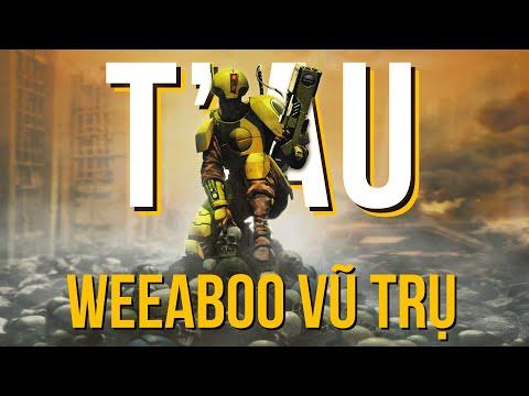 Vì sao TAU không chơi cận chiến??  Cốt truyện Warhammer 40K - Phần 14