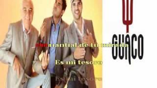 Quiero Decirte Guaco Guajiro karaoke