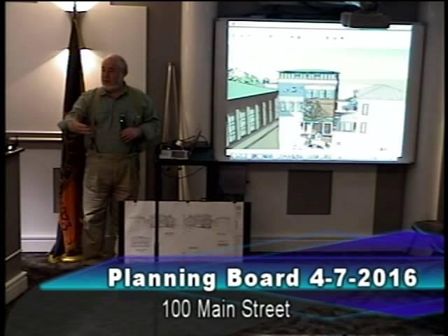 Planning Board
