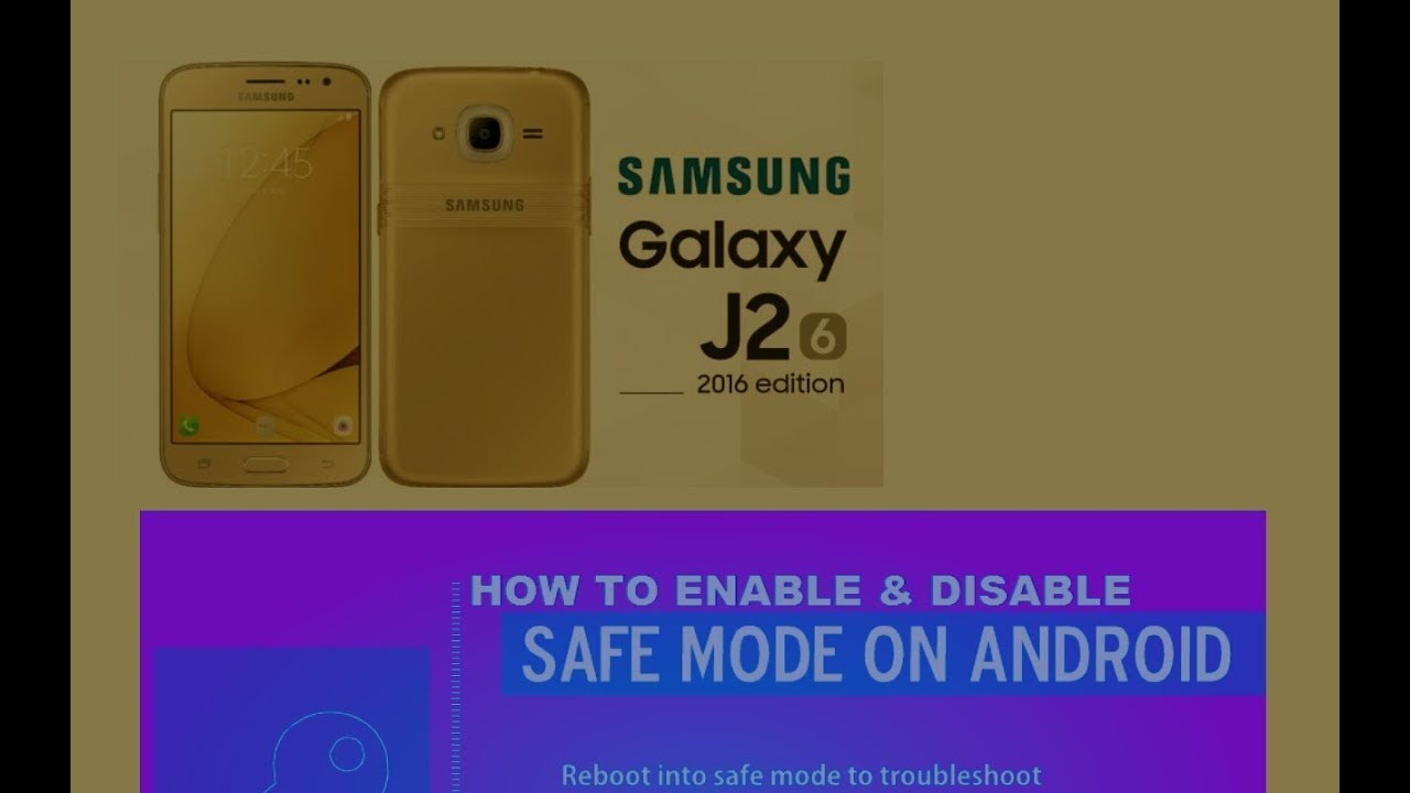 Android safe mode samsung