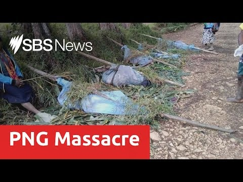 At Least 22 People Slaughtered In Papua New Guinea Tribal Violence
