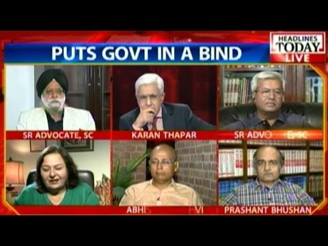 To The Point - To The Point: Is the SC order to reveal foreign account holders correct ?