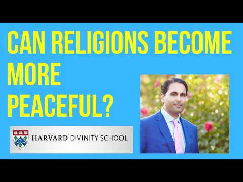 How to Cultivate Peace Amidst Religious Conflict | Omar Sultan Haque, MD, PhD (Harvard University) on YouTube