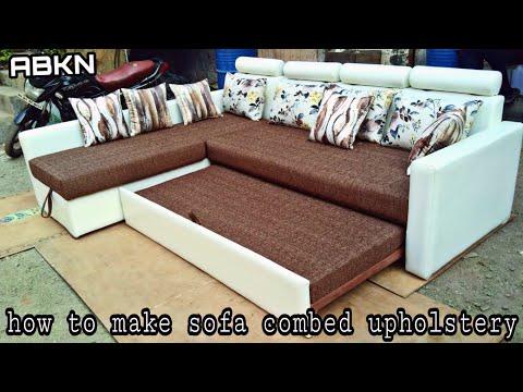 diy sofa comebed