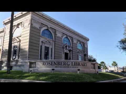Rosenberg Library History