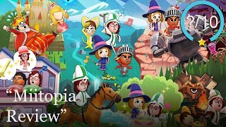 Miitopia Review [Switch & 3DS] (Video Game Video Review)