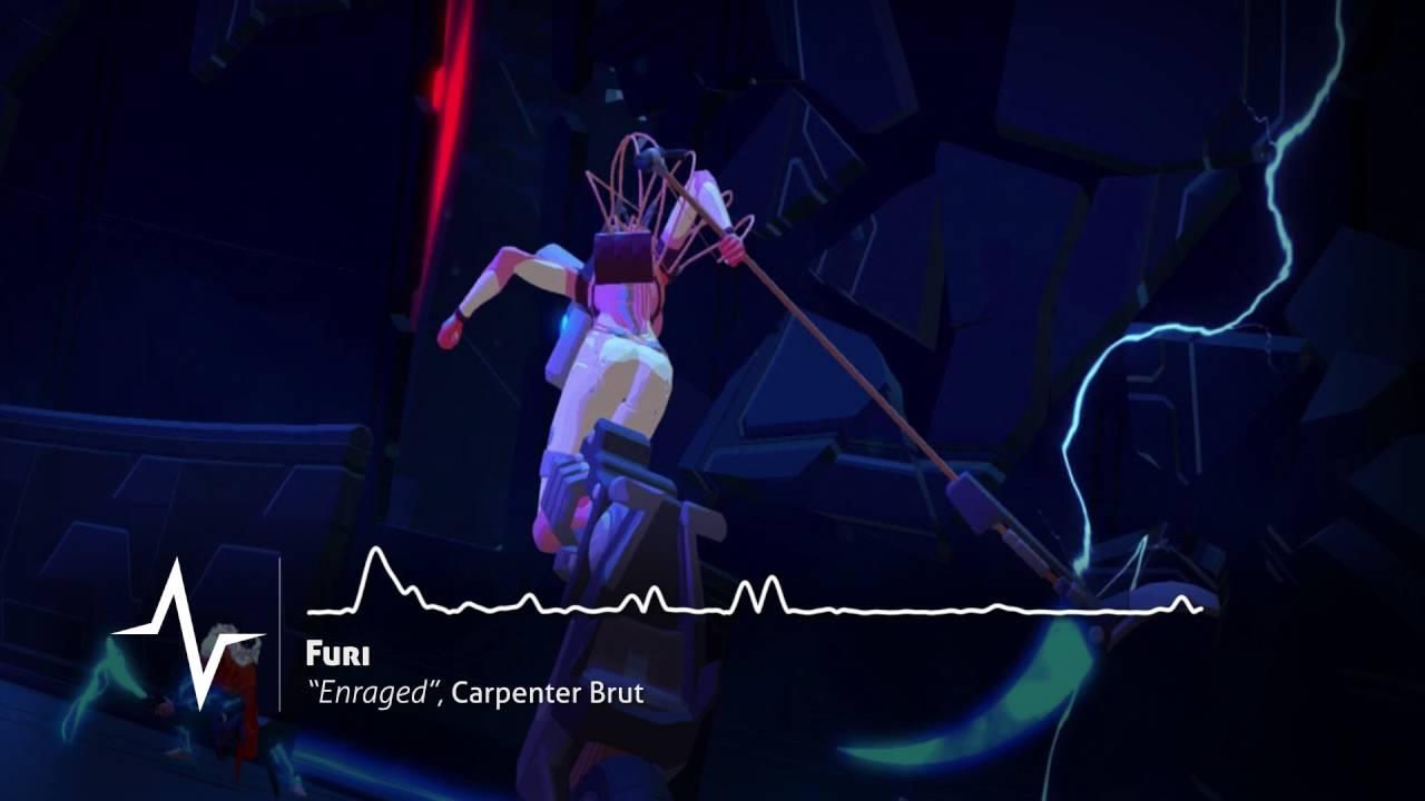 Carpenter Brut - Enraged (from Furi original soundtrack)