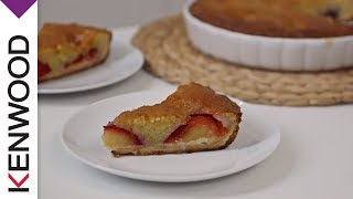 Frangipane Recipe | Demonstrated With Kenwood Chef