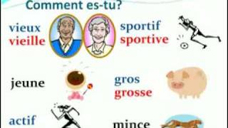 French 1A, Mes amis et moi, partie 1