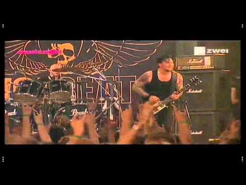 Volbeat - Rocksound Festival 2007