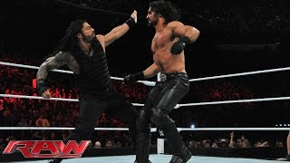 Download Roman Reigns vs. Seth Rollins: Raw, March 2, 2015 Mp3 and Videos