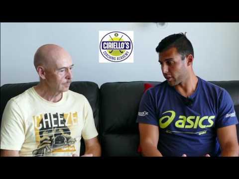 Ciriello Coaching Academy. Australian hockey player Chris Ciriello shows you how to improve.