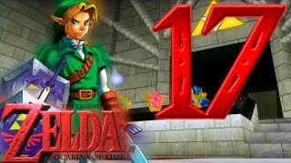 The Legend of Zelda Ocarina of Time (N64) | Parte 17 - Link ha Pegado el Estirón