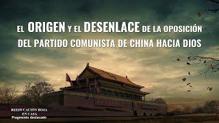 Los cristianos explican el origen y el desenlace de la oposición del PCCh hacia Dios