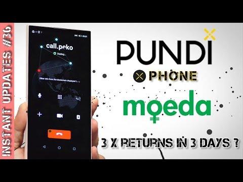 Must See - PUNDI-X PHONE !! 3 x Coin Moeda (MDA) WHY ?