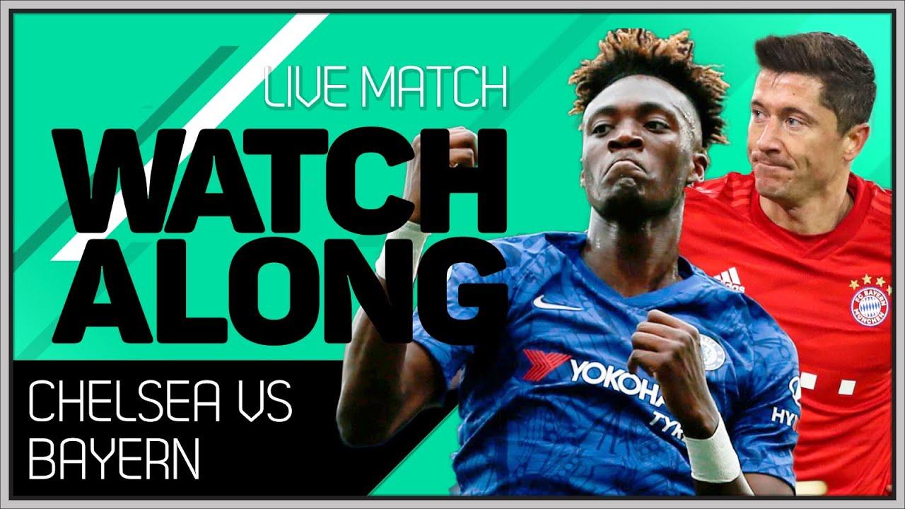 How to Watch/Live Stream Chelsea vs Bayern Munich | Champions ...