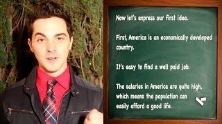 Тренировка словарного запаса / America vs. Russia / английский язык