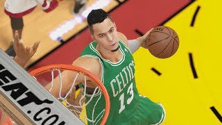 NBA 2k14 My Career PS4 - ECF Game 1 vs Heat Ep.51